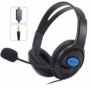 Headset Gamer B-Max XZ733 Stereo para PC / PS4