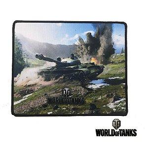 Mousepad Gamer World of tanks