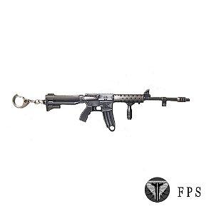 Chaveiro Gamer Fps Arma 01