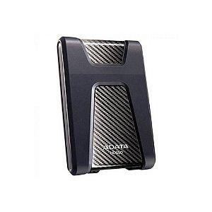 HD Externo 1TB Adata HD650 2 5 Preto - AHD650-1TU31-CBK