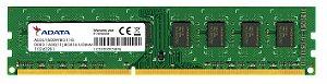 Memoria Adata 8GB 1600MHz DDR3 UDIMM- ad3u1600w8g11-s