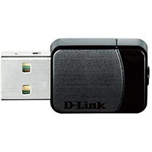 Adaptador USB Wireless AC600 DualBand DWA-171