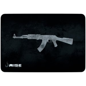 Mousepad Gamer Rise Mode Ak47, Speed, Médio- Rg-Mp-04-Ak