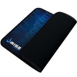 Mousepad Gamer Rise Mode Hacker, Speed, Médio (290x210mm) - Rg-Mp-04-Hck