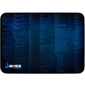 Mousepad Gamer Rise Mode Hacker, Speed, Médio Rg-Mp-04-Hck