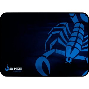 Mouse Pad Gamer Rise Mode Scorpion Medio Borda Costurada (290x210mm) - RG-MP-04-SK