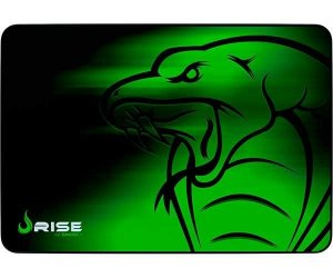 Mousepad Rise Snake Gamer Grande Costurado, Rg-Mp-05-Se