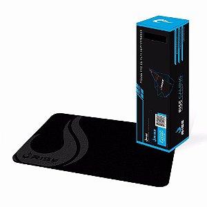 Mouse Pad Rise Gaming Full Black Costurado Rg-Mp-04-Fbk