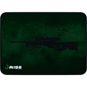 Mouse Pad Gamer Rise Mode Sniper Medio Borda Costurada (290x210mm) - RG-MP-04-SNP