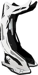 Suporte De Headset Rise Mode Venon Pro V3, Branco E Preto - Rm-Vn-05-Bw