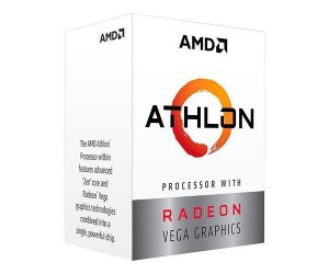 Processador Amd Athlon 200ge Dual-Core 3.2ghz 4mb Cache Am4 fbbox, Yd200gc6