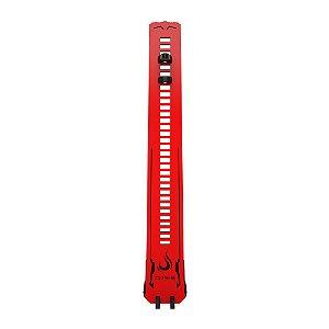 Suporte Placa de Vídeo Rise Mode Preto e Vermelho LV2 RM-SV-03
