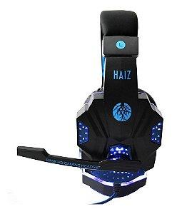 Headset Gamer com Led HZ-1802