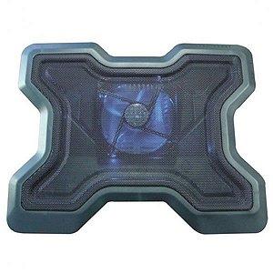 Suporte para Notebook c/ Cooler LED - Maxprint 601232-6