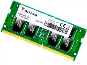 Memória Notebook Adata 8gb Ddr4 2400mhz Ad4s240038g17-s