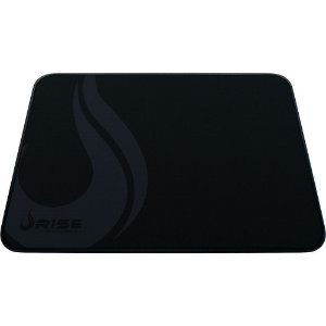 Mousepad Rise Mode Full Black Grande RG-MP-05-FBK