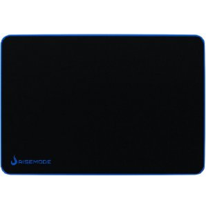 Mouse Pad Gamer Rise Mode Zero Blue Grande Borda Costurada (420x290mm) - RG-MP-05-ZB