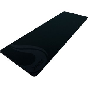 Mouse Pad Gamer Rise Mode Black Mode Extended Borda Costurada (900x300mm) - RG-MP-06-FBK
