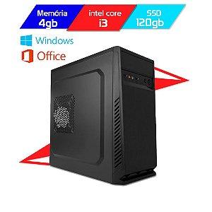 Computador Megatumii Enterprise Starter Core I3 2100 SSD