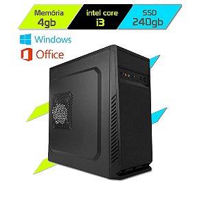 Computador Megatumi Enterprise Pro I3-2100 SSD