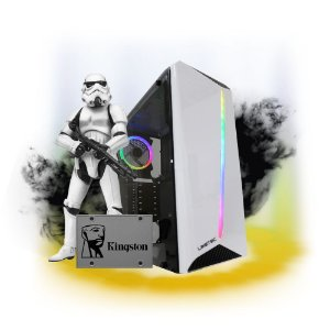Pc Gamer Megatumii StormTrooper R3 3200G
