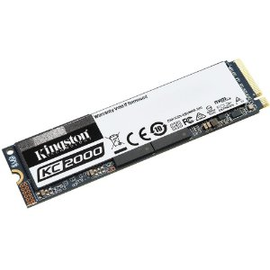 SSD 500GB Kingston KC2000 M.2 2280 NVME SKC2000M8-500G