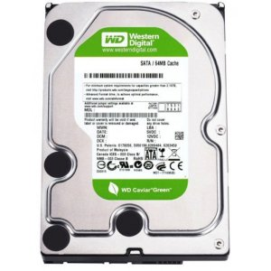 Hd Interno Western Digital 1TB 3.5 Sata 6gbs 64MB WD10EURX
