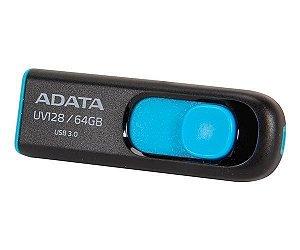 Pen Drive Adata 64GB Usb 3.1 AUV128-64G-RBE