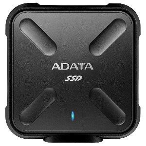 SSD External Solid ASD700 256GB ADATA ASD700-256GU31-CBK