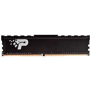 Memória Patriot 4GB DDR4 2666mhz - Desktop - PSP44G266681H1