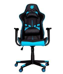 Cadeira Gamer Dazz Prime X Preto/Azul – 6200010