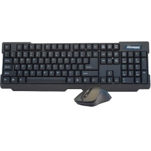 Kit Mouse Teclado Wireless Maxprint -  6011301