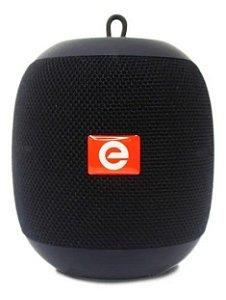 Caixa de Som Bluetooth Portátil - Preta