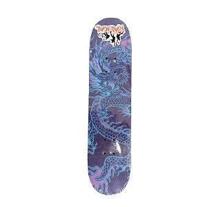 Skate para Iniciante Completo Madeira 80 cm - SKE17888-GDRA