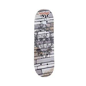 Skate Pequeno para Iniciantes Completo 45cm - SKE17889-CV-CZ