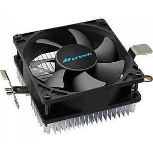 Cooler Para Processador 775/ 1155/ 1156 AM2 CLR-102 Fortrek