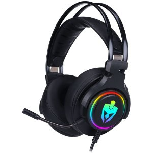 Headset Gamer 7.1 Para Ps4 Pc Usb Agni Pro Led Rgb Evolut