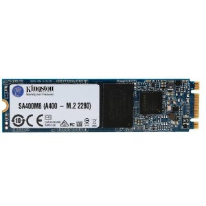 Ssd Kingston A400 M.2 2280 120gb Sa400m8/120g