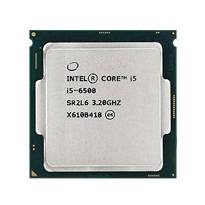 Processador Intel i5-6500 6MB 3.2GHZ LGA 1151