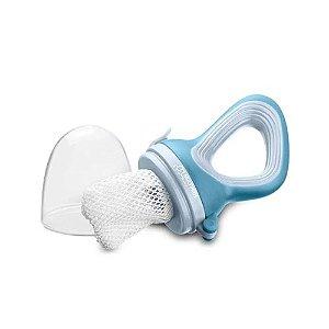 Chupeta Alimentadora Infantil Bebês Redinha Multikids Azul
