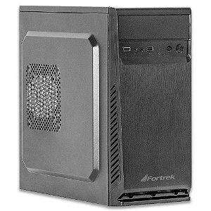 Gabinete Fortrek ATX -  Preto - SC501BK