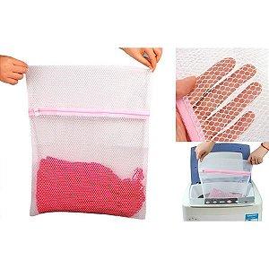 Sacos De Lavar Roupas delicadas kit com 10 peças 40x50cm