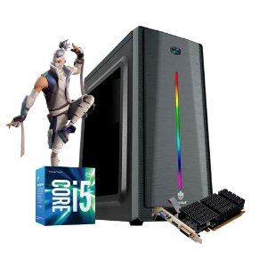 Pc Gamer Barato Ninja I5 8gb Hd 500gb Placa de Video 4gb