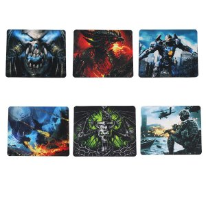 Mousepad Gamer 22x18x0,2 estampas variadas