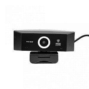 Webcam Camera Usb Full Hd com Microfone 1080P