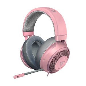 Headset Razer Kraken Quartz Multi-Plataforma PC/MAC/PS4/XBOX