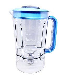 Copo Liquidificador Philco Touch azul - 103101047 / 103102047