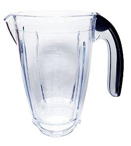 Copo Preto | Liquidificador RI2044 / RI2081 Philips