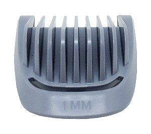 Pente 1mm | Aparador  MG7715 / MG7730 / MG3711 / MG3712 / MG3721 /  MG3730 / MG3731 / MG3748 / BT1209 / BT1214  Philips