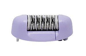 Cabeçote Rotativo Roxo | Depilador Philips bre225 / bre235 / bre275